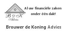 Brouwer de Koning Advies -  Al uw financiele zaken onder een dak - Hoofdsponsor v.v. Den Bommel