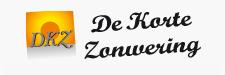 De Korte Zonwering shirtsponsor v.v. Den Bommel