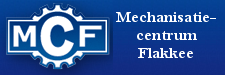 Mechanisatiecentrum Flakkee trainingspakken en tassen sponsor v.v. Den Bommel